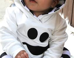 Etsy Baby Boy Halloween Costumes Baby Ghost Costume Etsy