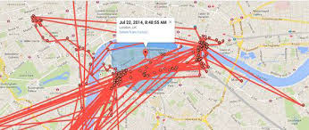track my android privacy maps tracks android smartphone owners
