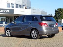 mercedes benz b class estate b200 cdi sport executive 5d for sale