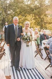 Whimsical Wedding Dress Whimsical Backyard Garden Wedding Ruffled