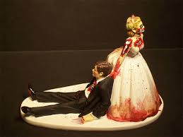 Bride Cake 20 Creative Wedding Cake Toppers For Your Inspiration Organic