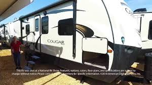 cougar floor plans keystone cougar half ton west 27reswe youtube
