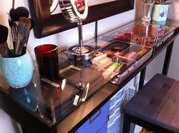 makeup vanity table with mirror u2013 contemporary makeup vanity table