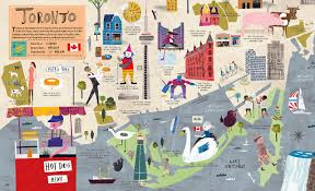 Map Book City Atlas Discover The Personality Of World S Best Loved With A
