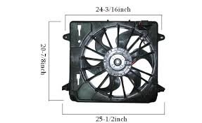 jeep wrangler fan jeep wrangler radiator fan assembly partsvalley