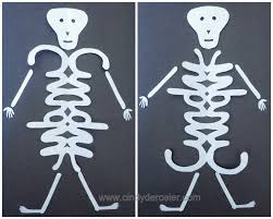 Skeleton Halloween Crafts Cindy Derosier My Creative Life Name Skeletons