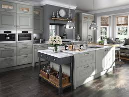 buy kitchen furniture buy bedale l room grey kitchen doors at trade prices diy