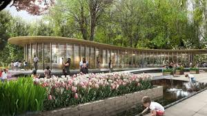 Botanical Gardens Discount Work On Louisville Waterfront Botanical Gardens Starts In September