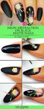 8 easy tutorials different nail designs step by step matte