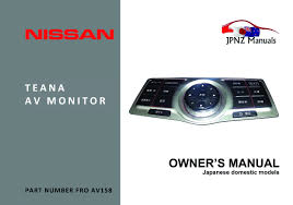 nissan micra owners manual pdf japanese cars owners manuals workshop manuals