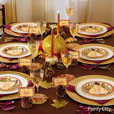 amazing thanksgiving tablescapes supplies shop all table