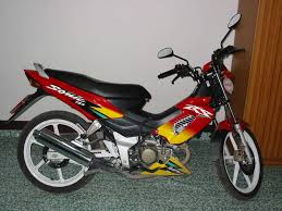 mesin yamaha lexam honda nova sonic 125 rs ayam jago impornya honda the