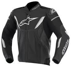 motogp jacket alpinestars gp r leather jacket revzilla