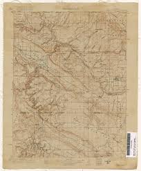 Fountain Valley Map Colorado Historical Topographic Maps Perry Castañeda Map