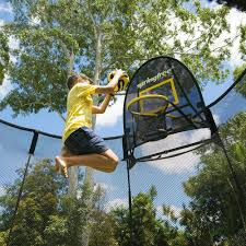 trampolines backyard jumpers springfree trampolines safe