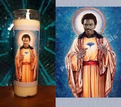 Lando Calrissian Halloween Costume Lando Calrissian Prayer Candle Billy Dee Williams Prayer