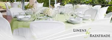 wedding linens shop wedding tablecloths linens razatrade