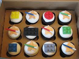 wars cupcakes lego wars cupcakes