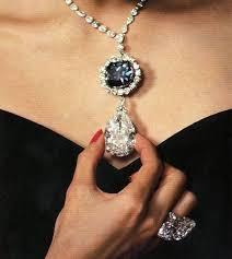 blue diamond necklace gem images 413 best diamond necklaces images gemstones charm jpg