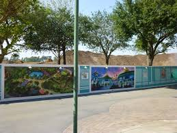 hollywood studios update star wars land toy story land the berm on the right side here will be visible from toy story land near the alien spinner ride as well as visible from inside star wars land