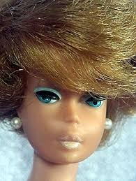 bubble cut hairstyle vintage barbie bubblecut dolls