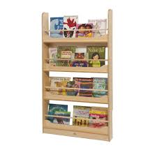 Childrens Wall Bookshelves by Wall Mounted Book Rack Kids 65 Elegant Design On Whittierway Org