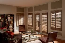 captivating window shutters interior white color wood material
