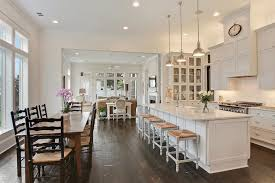 kitchen bar stools backless white seagrass bar stools transitional kitchen troyer builders
