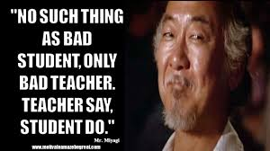 quotes about leadership and dance 20 mr miyagi inspirational quotes for wisdom motivate amaze be