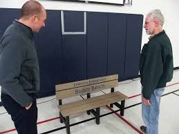 Seeking The Kyle Aide Who Created Buddy Bench For Seeking Playmates Gets Own