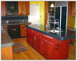 Refinish Oak Kitchen Cabinets by Refinish Kitchen Table Top Home Design Ideas