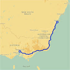Usa West Coast Road Trip Maps by Guide To The Best Road Trips In Australia Travellers Autobarn