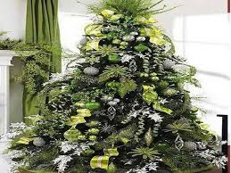 bloombety lime green tree decorations green