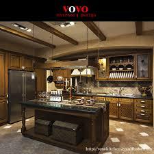cuisine usine usine directe vente américain meubles de cuisine en bois massif dans