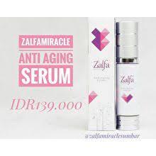 Serum Zalfa Miracle perawatan wajah zalfa miracle harga terbaik di indonesia