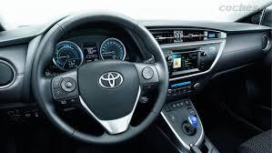 pruebas toyota auris 2012 noticias coches net