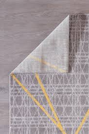New York Area Rug by Modern Geometric Design Area Rug Contemporary Soft Large New York