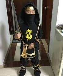 Halloween Costume Ninja Ninja Cosplay Promotion Shop Promotional Ninja Cosplay