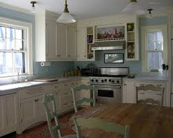 Old Looking Kitchen Cabinets by Robin U0027s Egg Blue Kitchen Would Be Great Its An Old Farmhouse