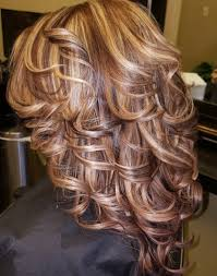 highlights and lowlights for light brown hair short hair highlights and lowlights hairstyle for women unusual long