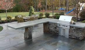 construction cuisine d été construire une cuisine d été maison design