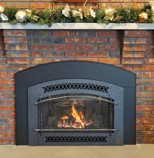 Fireplace Insert Screen by Gas Burning Fireplace Inserts Gas Fireplace Insert Installation