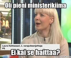 Laura Meme - huhtasaari