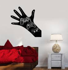 Bedroom Decals For Adults Gaming Wall Vinyl Decal U2013 Wallstickers4you