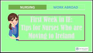 guide for filipino nurses who wish to work in ireland nmbi