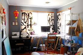 Eclectic Graphic Design Home Office Eclectic With Studio Studio Studio - Graphic designer home office