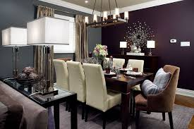 purple dining room ideas purple dining room accent wall home inspiration