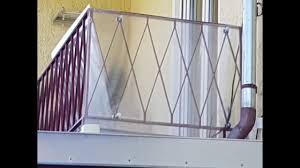 katzenschutz balkon katzenschutz auf balkon gute lösung