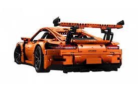 lepin 20001 porsche 911 gt3 rs аналог lego technic 42056