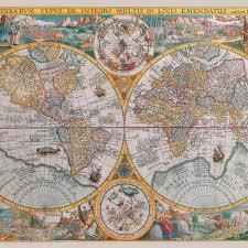 usa map jigsaw puzzle by hamilton grovely 2 historical map 1500 ravensburger jigsaw puzzle